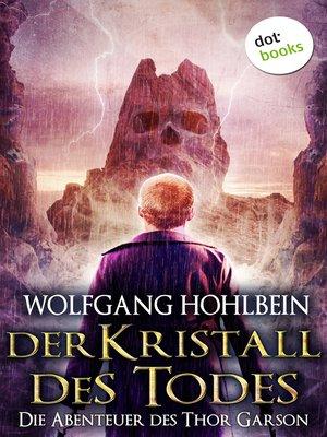 cover image of Der Kristall des Todes