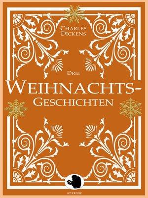 cover image of Drei Weihnachtsgeschichten