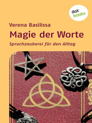 cover image of Magie der Worte