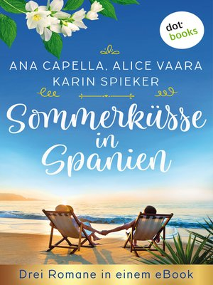 cover image of Sommerküsse in Spanien