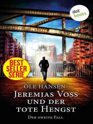 cover image of Jeremias Voss und der tote Hengst--Der zweite Fall