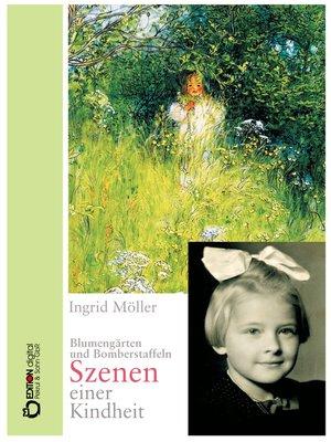 cover image of Blumengärten und Bomberstaffeln