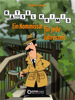 cover image of Rätselkrimis