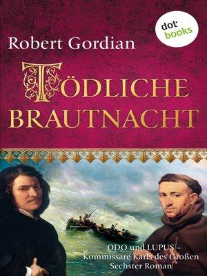 cover image of Tödliche Brautnacht
