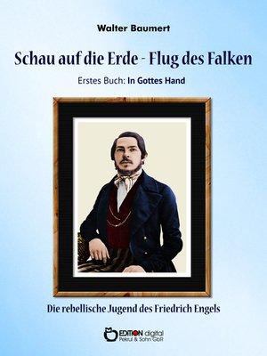 cover image of Schau auf die Erde – Der Flug des Falken. Erstes Buch