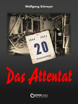cover image of Das Attentat