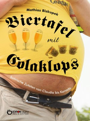 cover image of Biertafel mit Colaklops