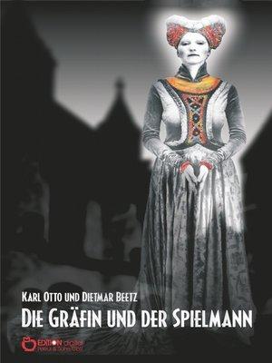 cover image of Die Gräfin und der Spielmann