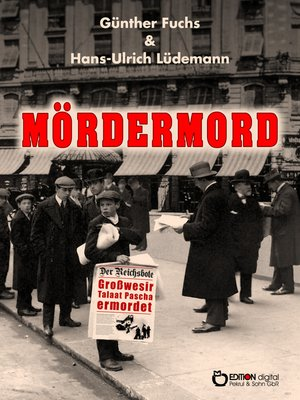 cover image of Mördermord