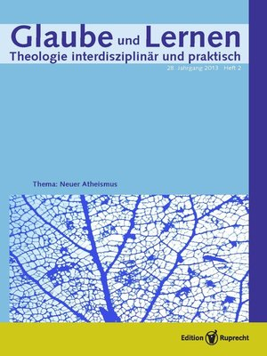 cover image of Themenheft »Abraham«