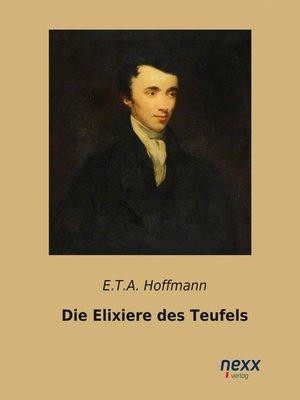 cover image of Die Elixiere des Teufels