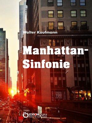 cover image of Manhattan-Sinfonie