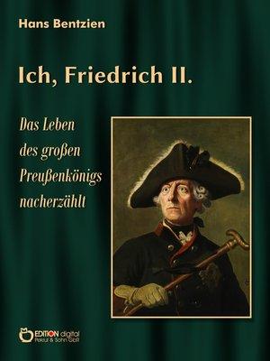 cover image of Ich, Friedrich II.