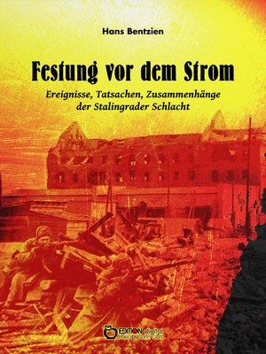 cover image of Festung vor dem Strom