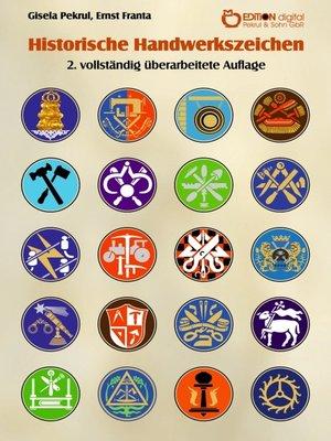 cover image of Historische Handwerkszeichen