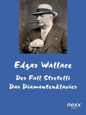 cover image of Der Fall Stretelli und Das Diamantenklavier