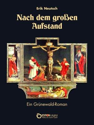 cover image of Nach dem großen Aufstand