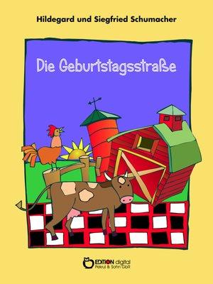 cover image of Die Geburtstagsstraße
