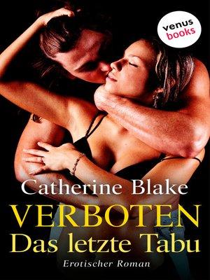 cover image of Verboten--Das letzte Tabu