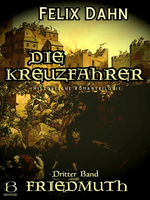 cover image of Die Kreuzfahrer. Band III