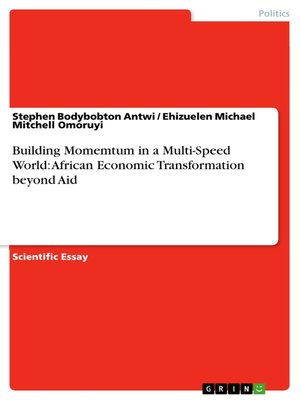 cover image of Building Momemtum in a Multi-Speed World