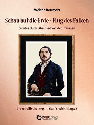 cover image of Schau auf die Erde – Der Flug des Falken. Zweites Buch