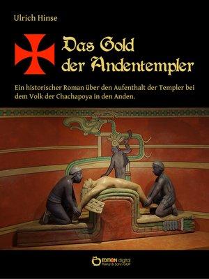 cover image of Das Gold der Andentempler