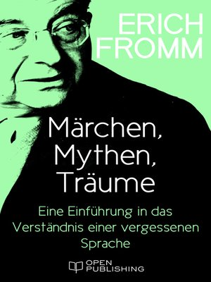 cover image of Märchen, Mythen, Träume. Eine Einführung in das Verständnis einer vergessenen Sprache