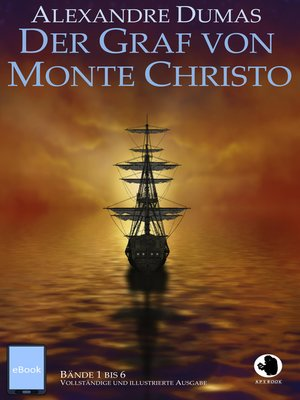 cover image of Der Graf von Monte Christo