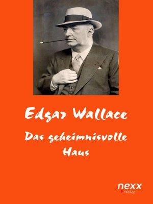 cover image of Das geheimnisvolle Haus