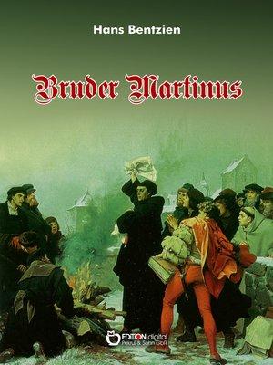 cover image of Bruder Martinus