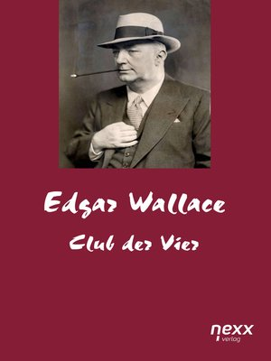 cover image of Club der Vier