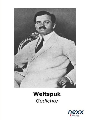 cover image of Weltspuk