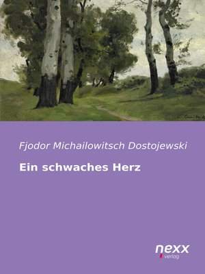 cover image of Ein schwaches Herz