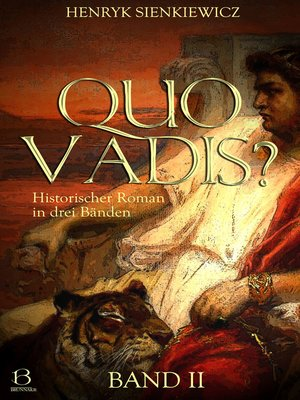cover image of Quo Vadis? Band II