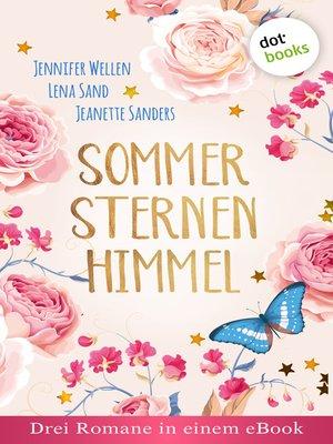 cover image of Sommersternenhimmel