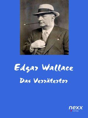 cover image of Das Verrätertor