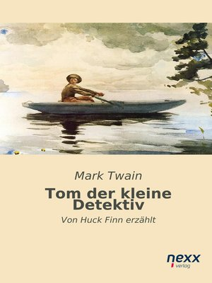 cover image of Tom, der kleine Detektiv
