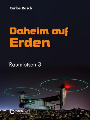 cover image of Daheim auf Erden