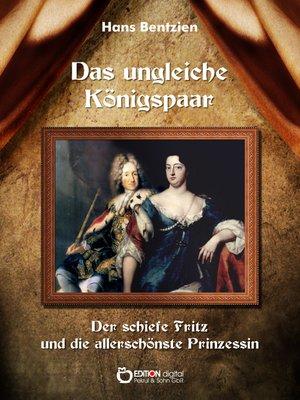 cover image of Das ungleiche Königspaar