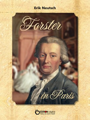 cover image of Forster in Paris