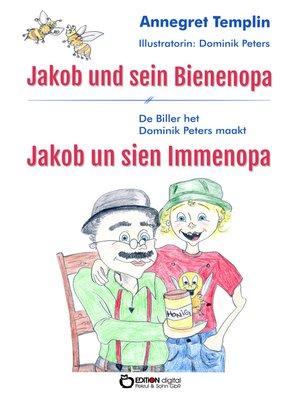cover image of Jakob und sein Bienenopa