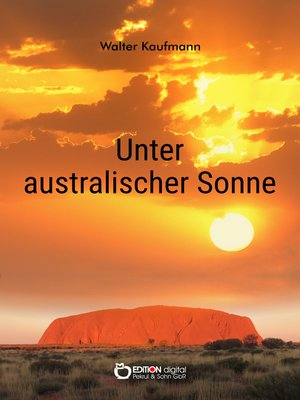 cover image of Unter australischer Sonne