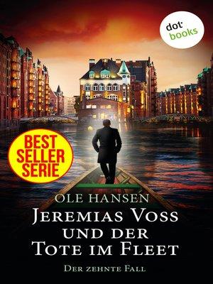 cover image of Jeremias Voss und der Tote im Fleet--Der zehnte Fall