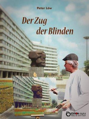 cover image of Der Zug der Blinden