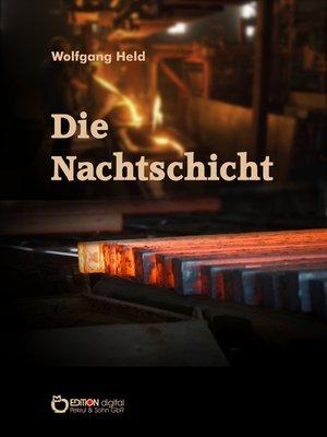 cover image of Die Nachtschicht