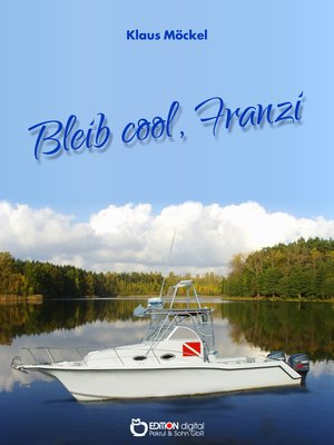 cover image of Bleib cool, Franzi