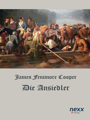 cover image of Die Ansiedler
