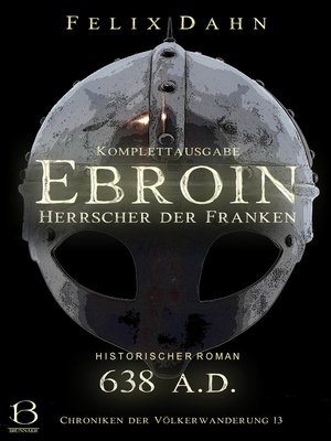 cover image of Ebroin