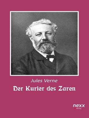 cover image of Der Kurier des Zaren